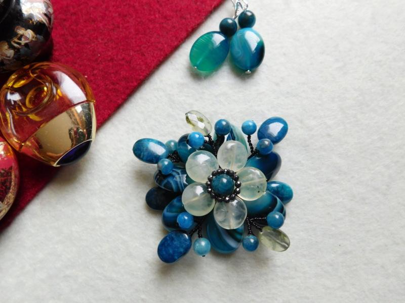 """""""Flori de piatră-Bijoux"""" albumul II-bijuterii artizanale marca Didina Sava - Pagina 2 01433"""