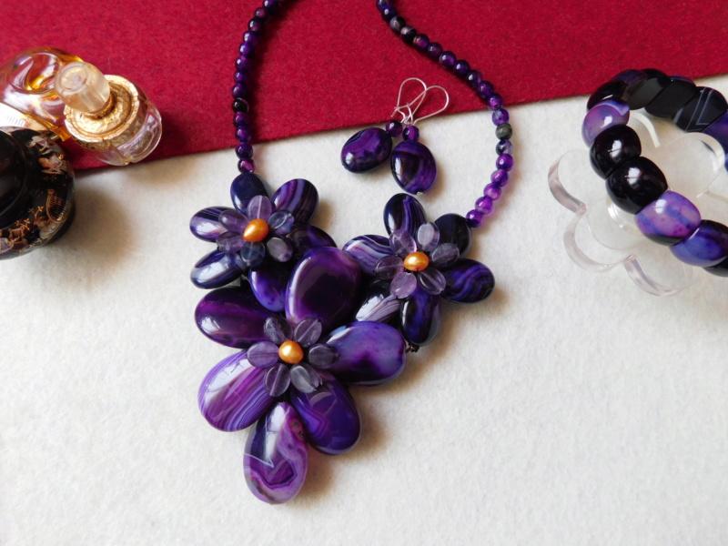 """""""Flori de piatră-Bijoux"""" albumul II-bijuterii artizanale marca Didina Sava - Pagina 8 01511"""