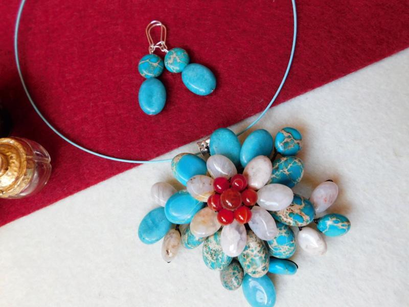 """""""Flori de piatră-Bijoux"""" albumul II-bijuterii artizanale marca Didina Sava - Pagina 3 01514"""