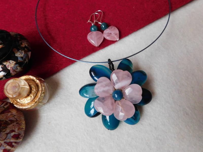 """""""Flori de piatră-Bijoux"""" albumul II-bijuterii artizanale marca Didina Sava - Pagina 5 01516"""