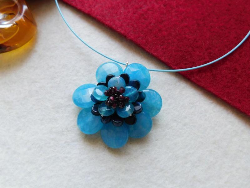 """""""Flori de piatră-Bijoux"""" albumul II-bijuterii artizanale marca Didina Sava - Pagina 2 01531"""
