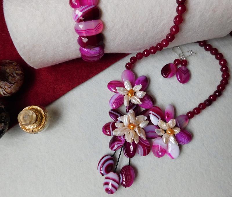 """""""Flori de piatră-Bijoux"""" albumul II-bijuterii artizanale marca Didina Sava - Pagina 8 01610"""