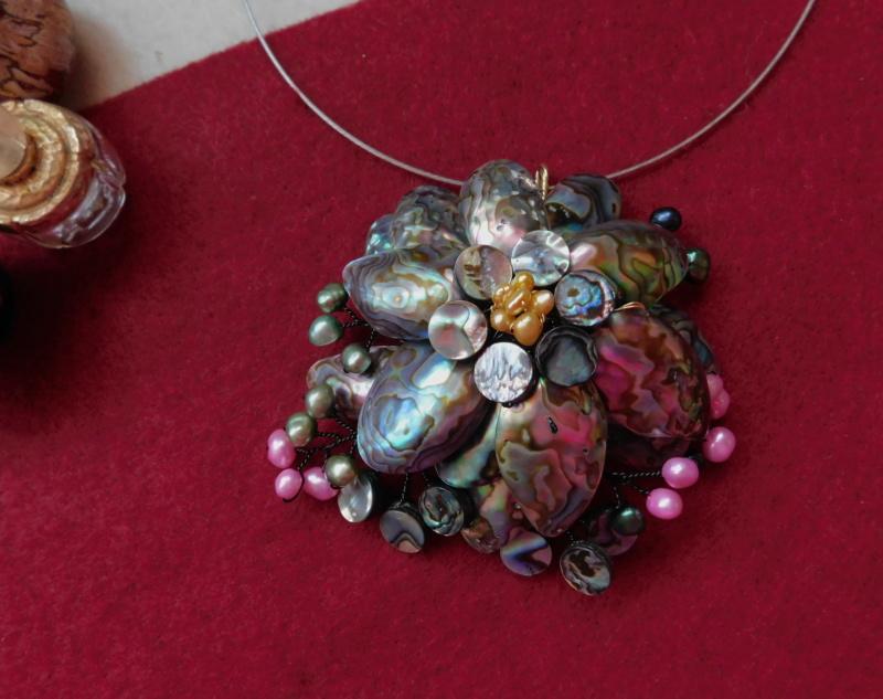 """""""Flori de piatră-Bijoux"""" albumul II-bijuterii artizanale marca Didina Sava - Pagina 5 01615"""
