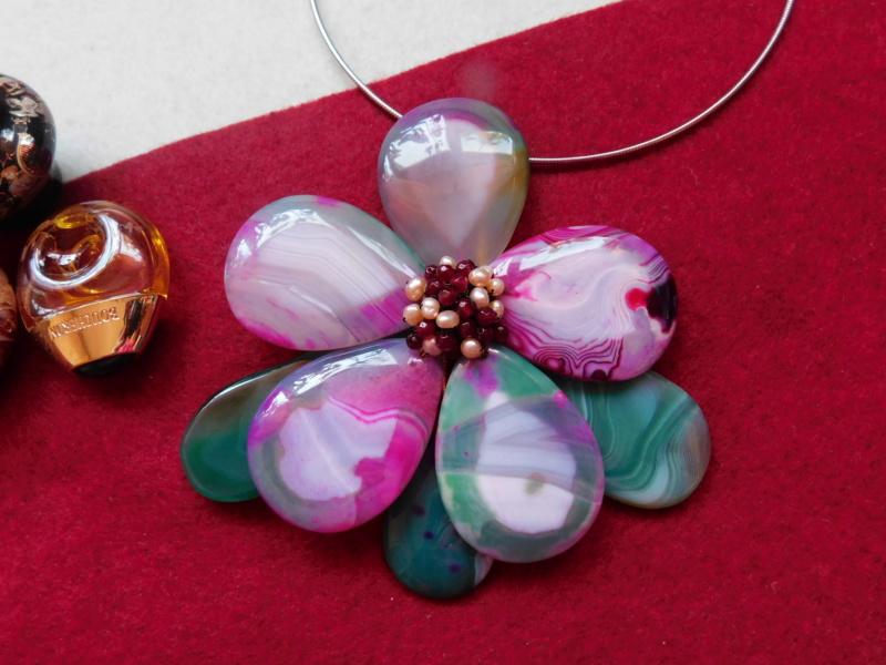 """""""Flori de piatră-Bijoux"""" albumul II-bijuterii artizanale marca Didina Sava - Pagina 5 01616"""