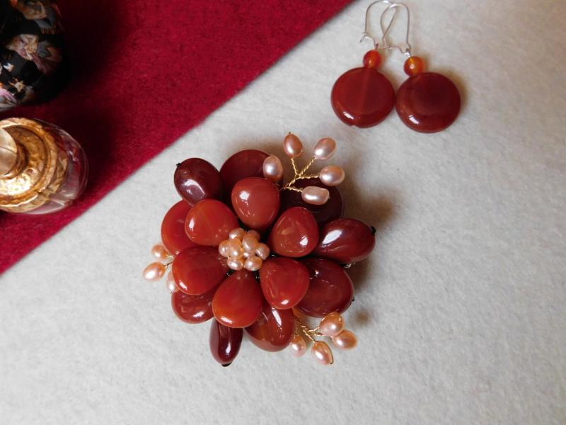 """""""Flori de piatră-Bijoux"""" albumul II-bijuterii artizanale marca Didina Sava - Pagina 7 01713"""