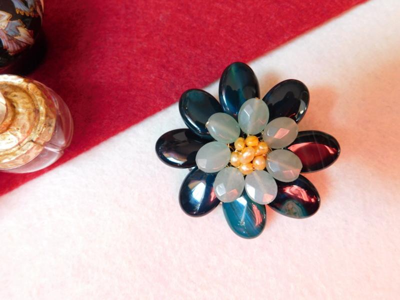 """""""Flori de piatră-Bijoux"""" albumul II-bijuterii artizanale marca Didina Sava - Pagina 3 01715"""
