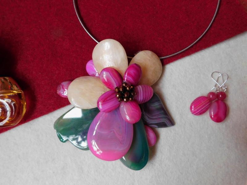 """""""Flori de piatră-Bijoux"""" albumul II-bijuterii artizanale marca Didina Sava - Pagina 3 01727"""