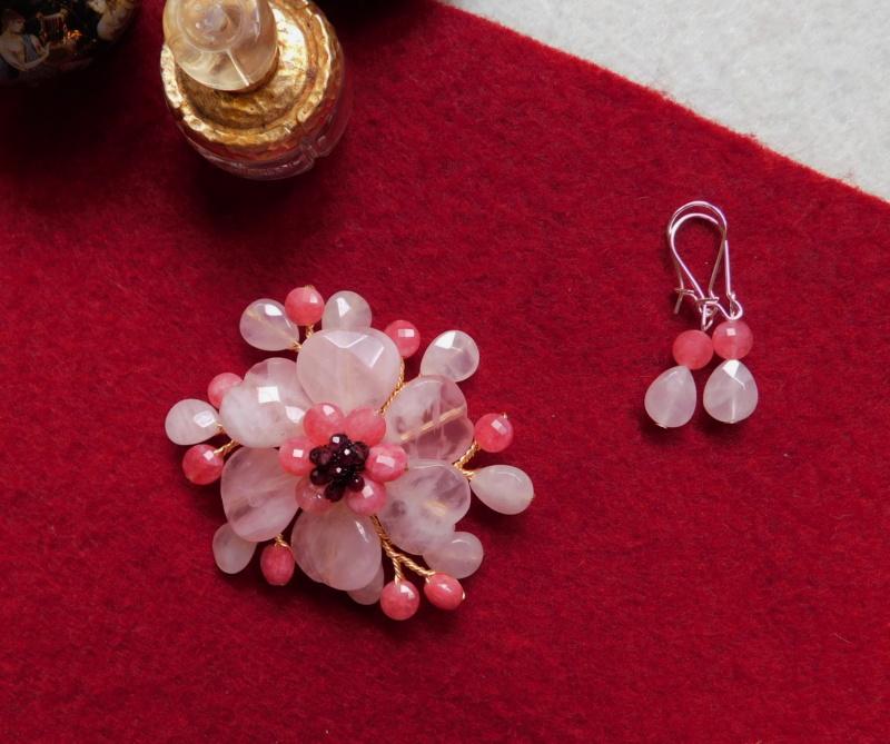 """""""Flori de piatră-Bijoux"""" albumul II-bijuterii artizanale marca Didina Sava - Pagina 2 01735"""