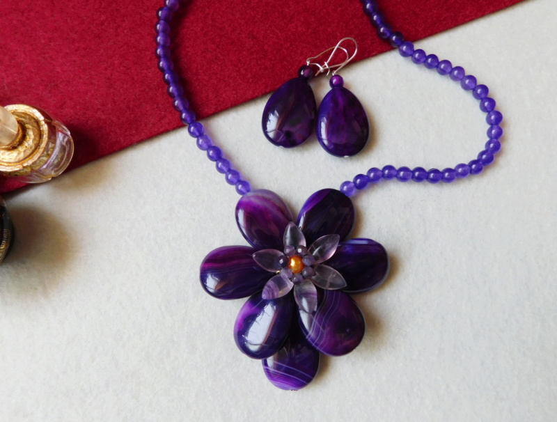 """""""Flori de piatră-Bijoux"""" albumul II-bijuterii artizanale marca Didina Sava - Pagina 8 01810"""