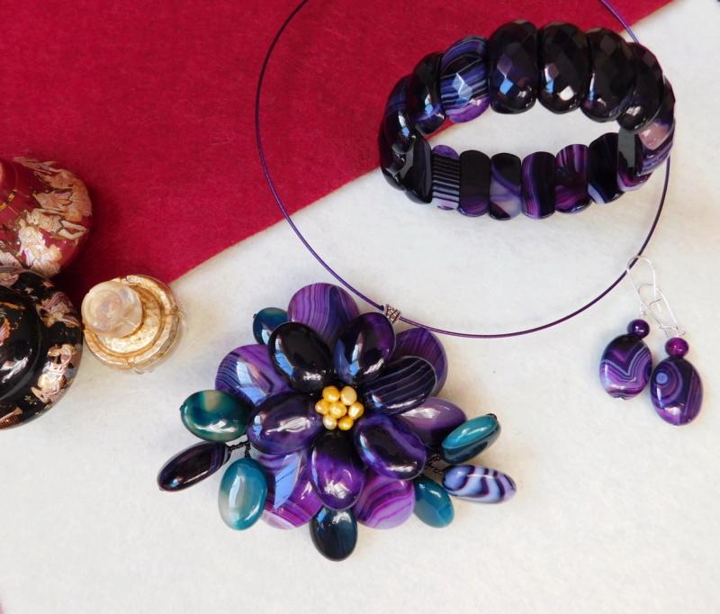"""""""Flori de piatră-Bijoux"""" albumul II-bijuterii artizanale marca Didina Sava - Pagina 3 01811"""