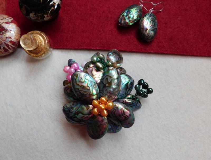 """""""Flori de piatră-Bijoux"""" albumul II-bijuterii artizanale marca Didina Sava - Pagina 5 01814"""