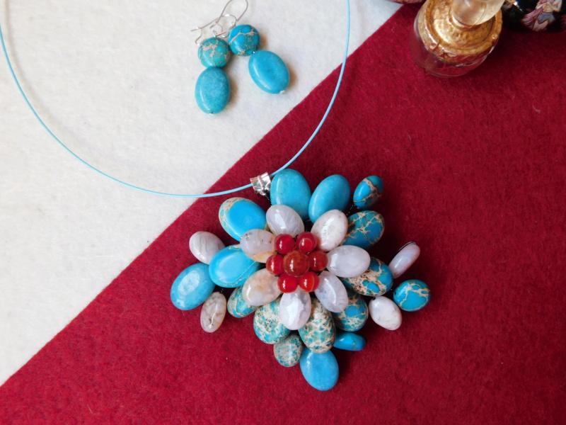 """""""Flori de piatră-Bijoux"""" albumul II-bijuterii artizanale marca Didina Sava - Pagina 3 01911"""