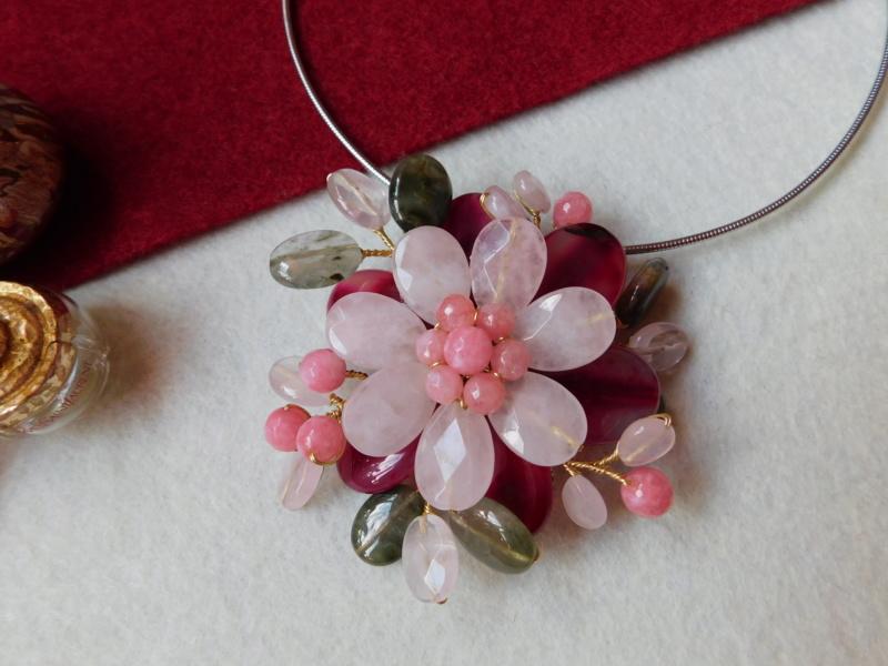 """""""Flori de piatră-Bijoux"""" albumul II-bijuterii artizanale marca Didina Sava - Pagina 5 01914"""