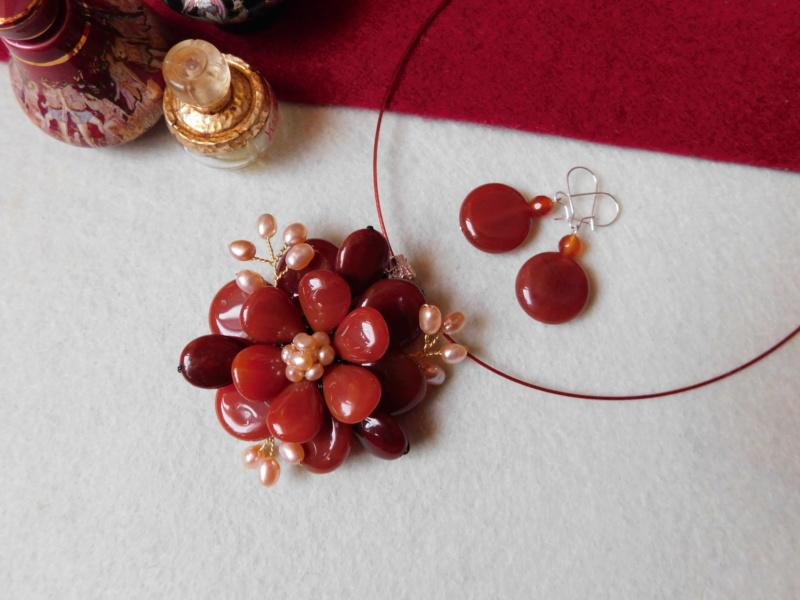 """""""Flori de piatră-Bijoux"""" albumul II-bijuterii artizanale marca Didina Sava - Pagina 7 02014"""