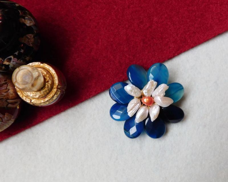 """""""Flori de piatră-Bijoux"""" albumul II-bijuterii artizanale marca Didina Sava - Pagina 5 02018"""