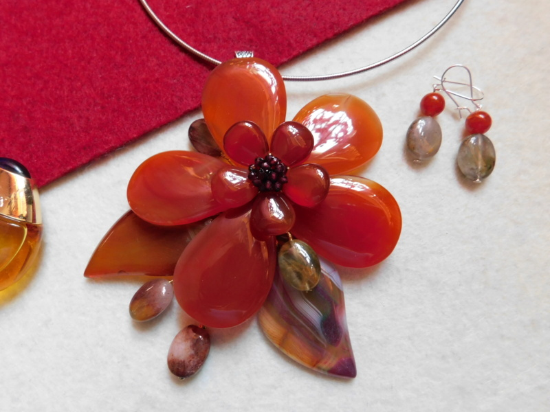 """""""Flori de piatră-Bijoux"""" albumul II-bijuterii artizanale marca Didina Sava - Pagina 3 02021"""
