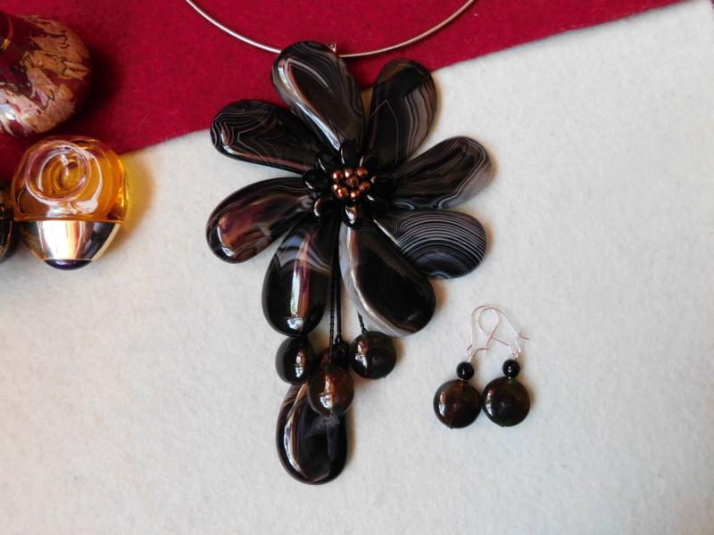 """""""Flori de piatră-Bijoux"""" albumul II-bijuterii artizanale marca Didina Sava - Pagina 2 02022"""