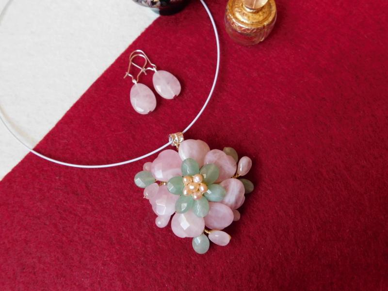"""""""Flori de piatră-Bijoux"""" albumul II-bijuterii artizanale marca Didina Sava - Pagina 8 02111"""