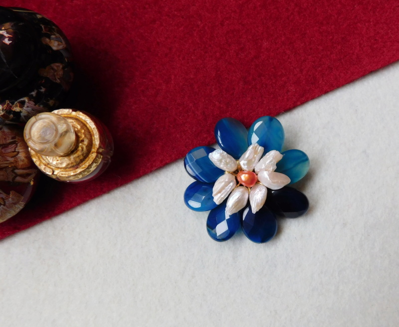 """""""Flori de piatră-Bijoux"""" albumul II-bijuterii artizanale marca Didina Sava - Pagina 5 02114"""