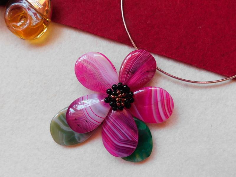 """""""Flori de piatră-Bijoux"""" albumul II-bijuterii artizanale marca Didina Sava - Pagina 5 02116"""