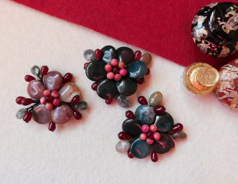 """""""Flori de piatră-Bijoux"""" albumul II-bijuterii artizanale marca Didina Sava - Pagina 5 02216"""