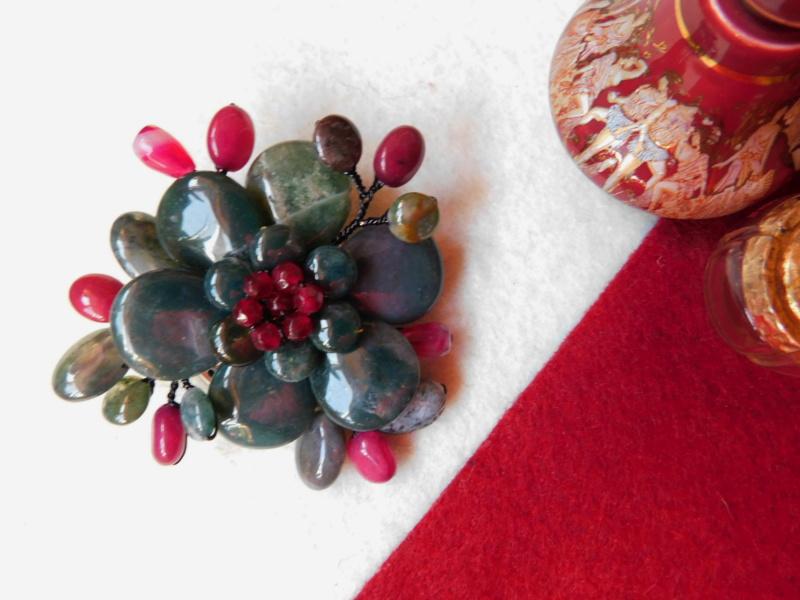 """""""Flori de piatră-Bijoux"""" albumul II-bijuterii artizanale marca Didina Sava - Pagina 3 02412"""