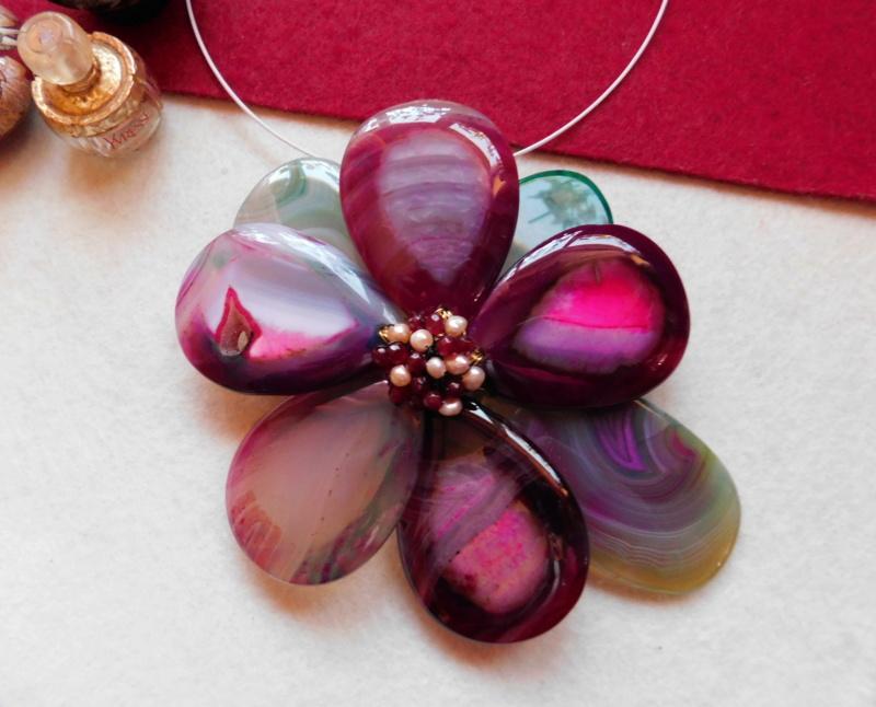 """""""Flori de piatră-Bijoux"""" albumul II-bijuterii artizanale marca Didina Sava - Pagina 5 02413"""