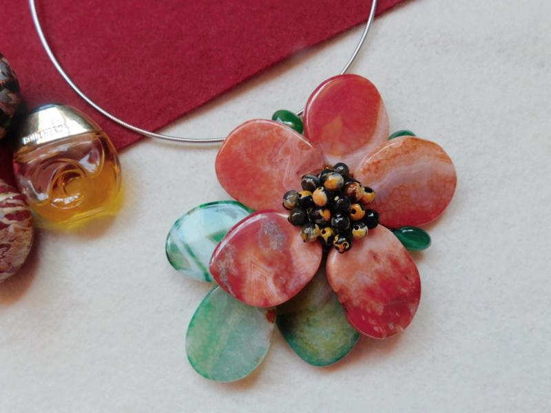 """""""Flori de piatră-Bijoux"""" albumul II-bijuterii artizanale marca Didina Sava - Pagina 5 02414"""