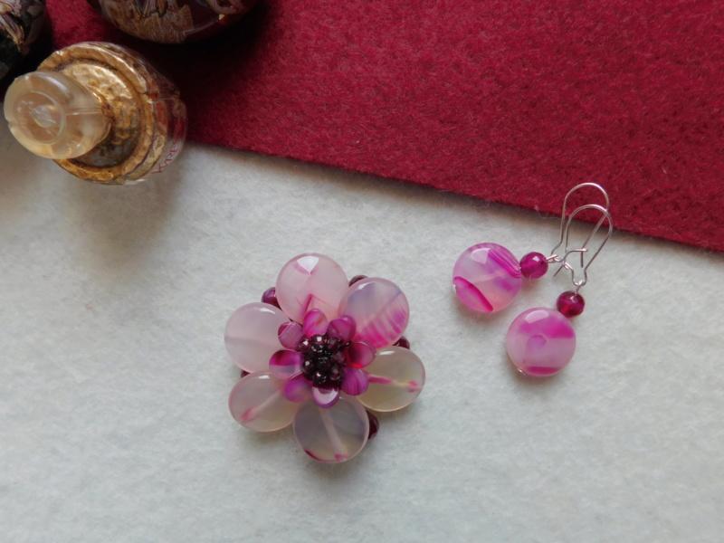 """""""Flori de piatră-Bijoux"""" albumul II-bijuterii artizanale marca Didina Sava - Pagina 2 02419"""