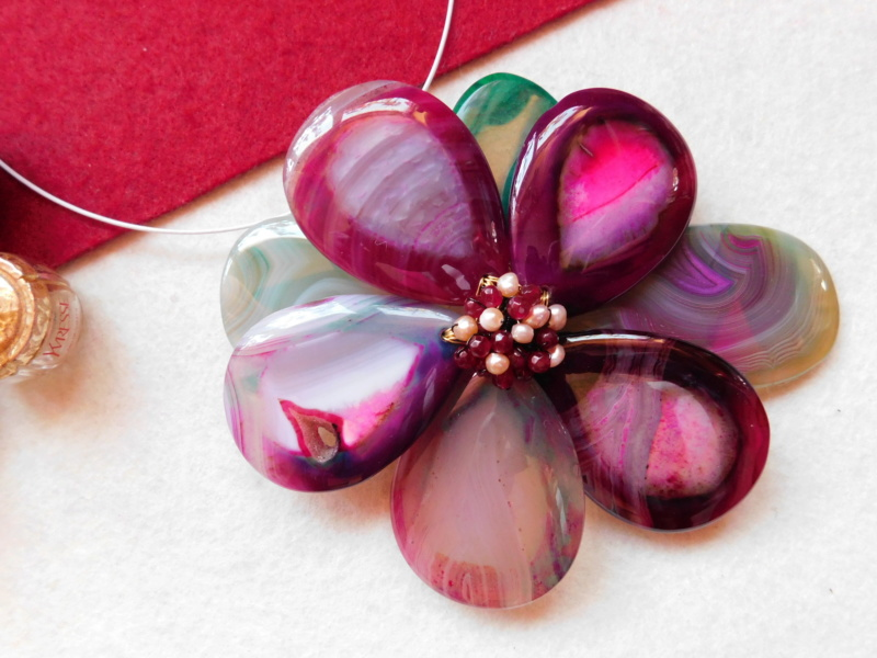 """""""Flori de piatră-Bijoux"""" albumul II-bijuterii artizanale marca Didina Sava - Pagina 5 02516"""