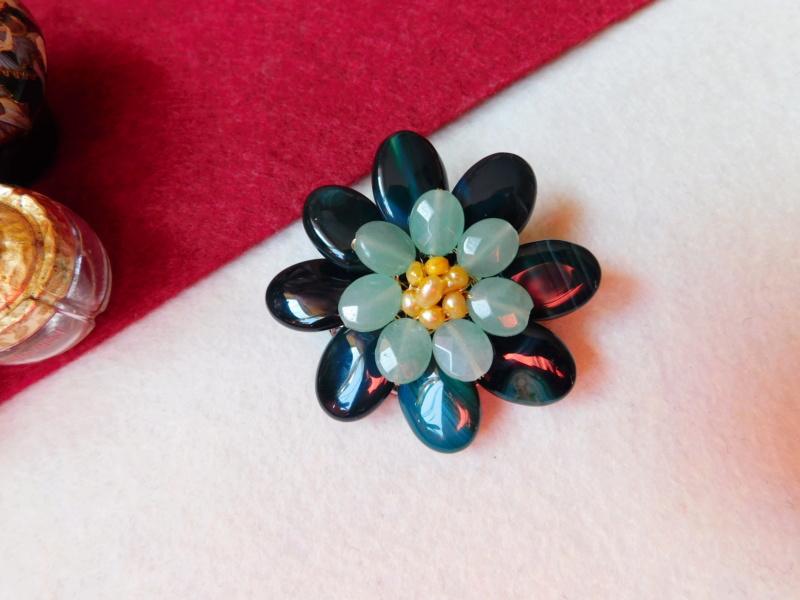 """""""Flori de piatră-Bijoux"""" albumul II-bijuterii artizanale marca Didina Sava - Pagina 3 02612"""
