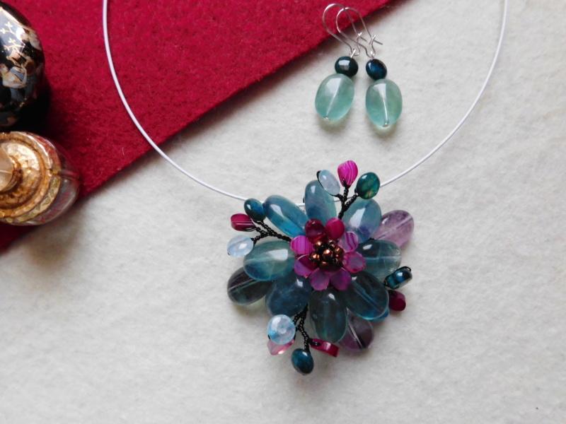 """""""Flori de piatră-Bijoux"""" albumul II-bijuterii artizanale marca Didina Sava - Pagina 2 02619"""