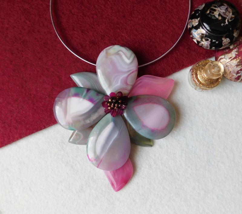 """""""Flori de piatră-Bijoux"""" albumul II-bijuterii artizanale marca Didina Sava - Pagina 2 02620"""