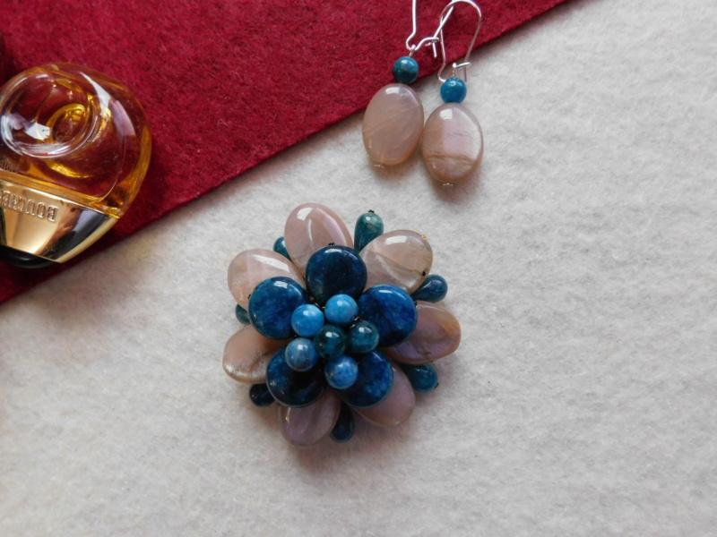 """""""Flori de piatră-Bijoux"""" albumul II-bijuterii artizanale marca Didina Sava - Pagina 2 02712"""