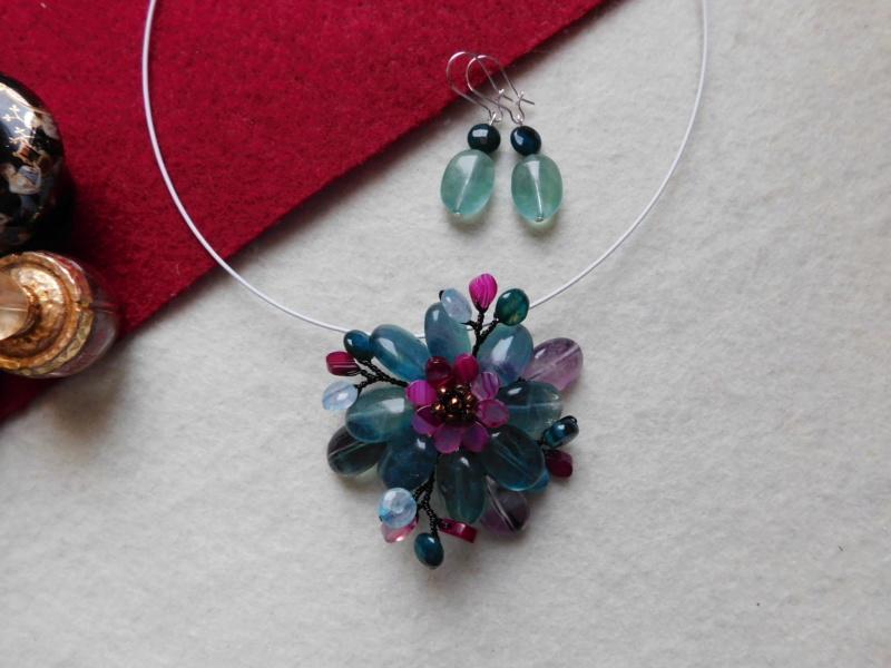 """""""Flori de piatră-Bijoux"""" albumul II-bijuterii artizanale marca Didina Sava - Pagina 2 02713"""