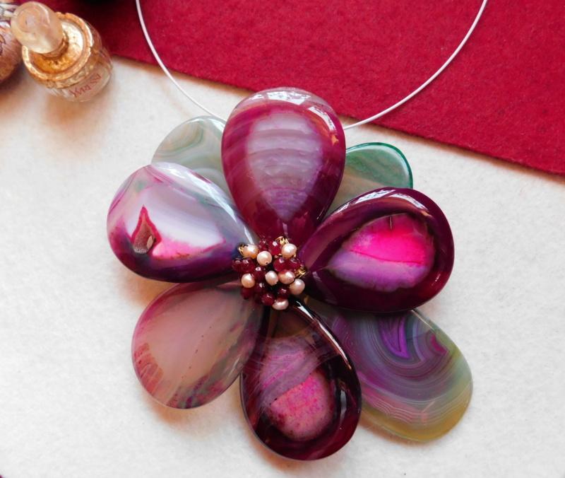 """""""Flori de piatră-Bijoux"""" albumul II-bijuterii artizanale marca Didina Sava - Pagina 5 02912"""