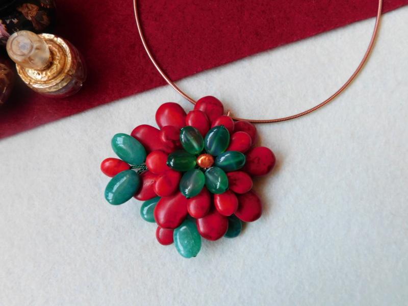 """""""Flori de piatră-Bijoux"""" albumul II-bijuterii artizanale marca Didina Sava - Pagina 5 03010"""