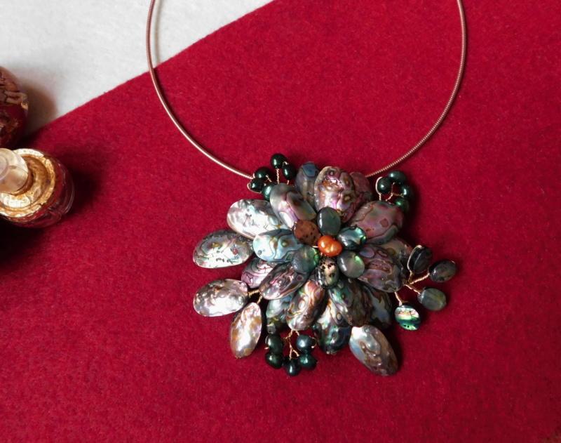 """""""Flori de piatră-Bijoux"""" albumul II-bijuterii artizanale marca Didina Sava - Pagina 5 03011"""