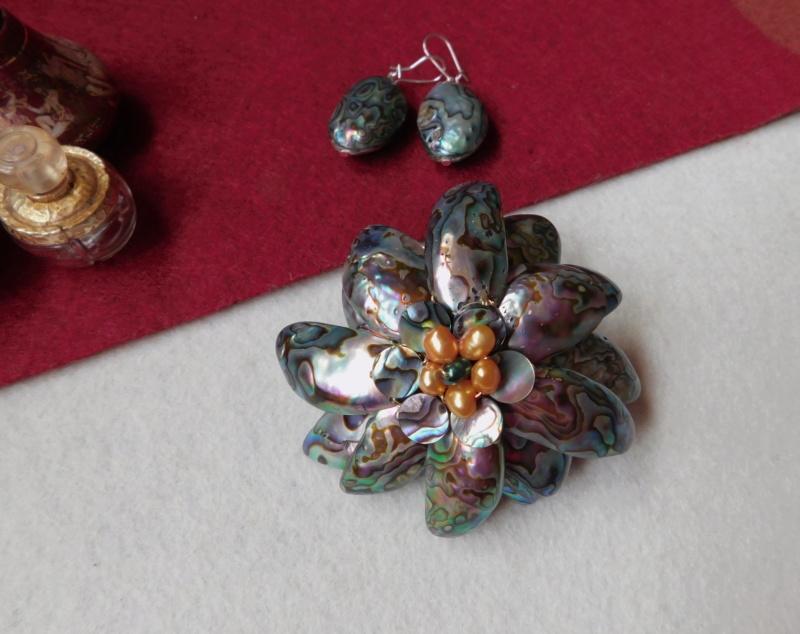 """""""Flori de piatră-Bijoux"""" albumul II-bijuterii artizanale marca Didina Sava - Pagina 5 03212"""