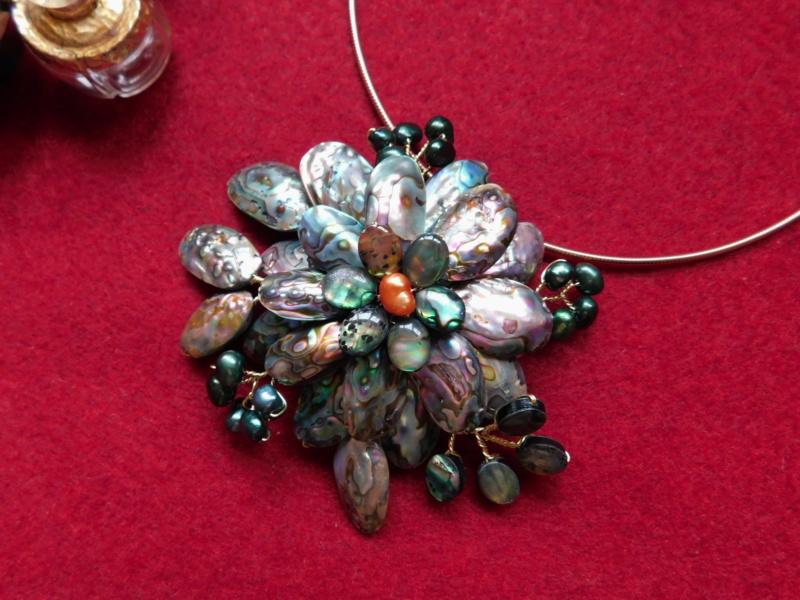 """""""Flori de piatră-Bijoux"""" albumul II-bijuterii artizanale marca Didina Sava - Pagina 5 03310"""