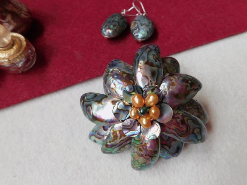 """""""Flori de piatră-Bijoux"""" albumul II-bijuterii artizanale marca Didina Sava - Pagina 5 03312"""