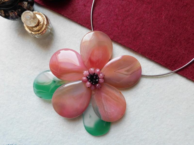 """""""Flori de piatră-Bijoux"""" albumul II-bijuterii artizanale marca Didina Sava - Pagina 2 03313"""