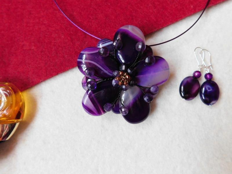 """""""Flori de piatră-Bijoux"""" albumul II-bijuterii artizanale marca Didina Sava - Pagina 3 03412"""
