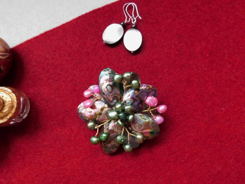 """""""Flori de piatră-Bijoux"""" albumul II-bijuterii artizanale marca Didina Sava - Pagina 5 03512"""