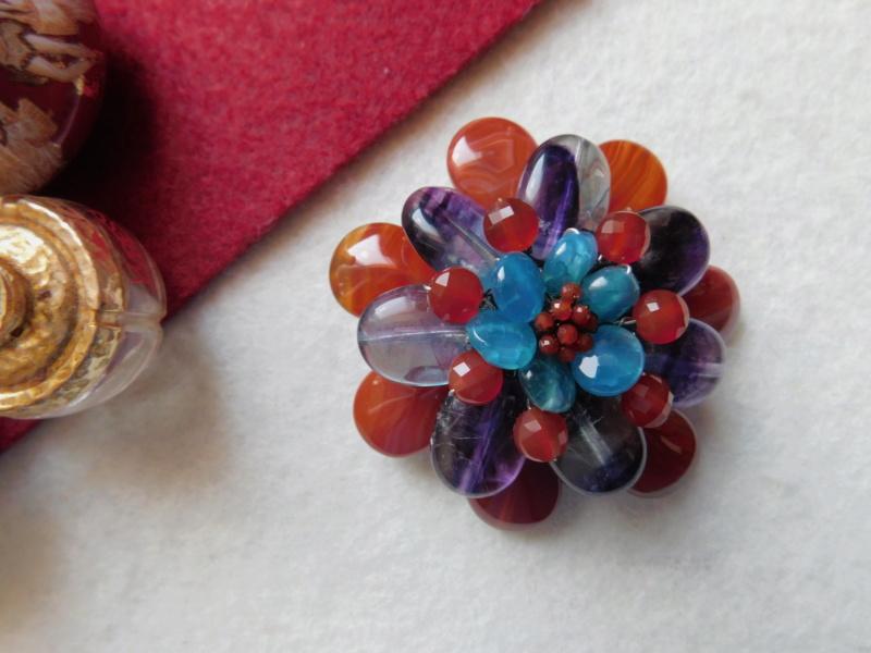 """""""Flori de piatră-Bijoux"""" albumul II-bijuterii artizanale marca Didina Sava - Pagina 2 03515"""