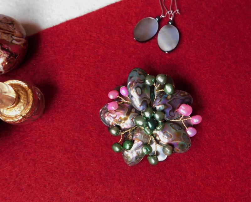 """""""Flori de piatră-Bijoux"""" albumul II-bijuterii artizanale marca Didina Sava - Pagina 5 03712"""