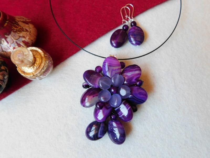 """""""Flori de piatră-Bijoux"""" albumul II-bijuterii artizanale marca Didina Sava - Pagina 4 04010"""