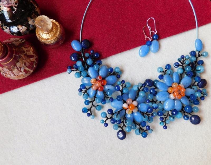"""""""Flori de piatră-Bijoux"""" albumul II-bijuterii artizanale marca Didina Sava - Pagina 4 04110"""