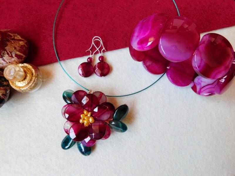 """""""Flori de piatră-Bijoux"""" albumul II-bijuterii artizanale marca Didina Sava - Pagina 3 04211"""