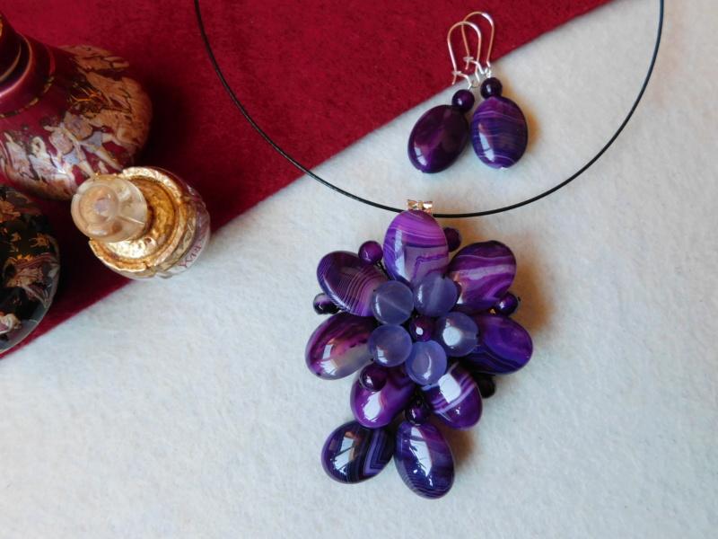 """""""Flori de piatră-Bijoux"""" albumul II-bijuterii artizanale marca Didina Sava - Pagina 4 04310"""
